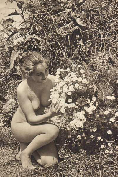 Gardenude